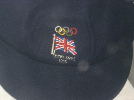 1936 Berlin Olympics cap